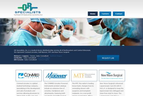 Medical Device Distributor