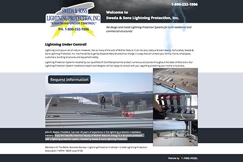 Sweda Lightning Protection (thumbnail)